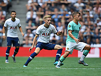 Football - 2019 (ICC) International Champions Cup (pre-season friendly) - Tottenham Hotspur vs. Inter Milan<br /> <br /> Tottenham Hotspur's Harvey White (middle) in action during this afternoon's game, at Tottenham Hotspur Stadium.<br /> <br /> COLORSPORT/ASHLEY WESTERN