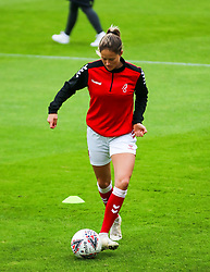 Georgia Wilson of Bristol City Women - Mandatory by-line: Will Cooper/JMP - 18/10/2020 - FOOTBALL - Twerton Park - Bath, England - Bristol City Women v Birmingham City Women - Barclays FA Women's Super League