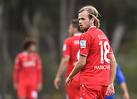 Fotball<br /> Tyskland<br /> 13.01.2016<br /> Foto: Witters/Digitalsport<br /> NORWAY ONLY<br /> <br /> Iver Fossum (96)<br /> Fussball, Hannover 96, Trainingslager in Belek / Tuerkei 2016, Testspiel, Hannover 96 - Gostaresh Foolad FC 2:0