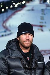 February 8, 2019 - Re, SWEDEN - 190208 Bode Miller in the Eurosport studio ahead of the  women's alpine combination during the FIS Alpine World Ski Championships on February 8, 2019 in re..Photo: Joel Marklund / BILDBYRN / kod JM / 87851 (Credit Image: © Joel Marklund/Bildbyran via ZUMA Press)