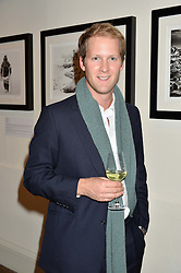 EARL PERCY at a private view of photographs by renowned wildlife photographer David Yarrow in aid of TUSK entitled 'Wild Encounters' held at Somerset House on 19th September 2016.