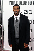 25 October 2010- New York, NY- Omari Hardwick at Tyler Perry's World Premiere of the Film 'For Colored Girls ' an Adaptation of Ntozake Shange's play ' For Colored Girls Who Have Considered Suicide When the Rainbow Is Enuf.' held at the Zeigfeld Theater on October 25, 2010 in New York City.