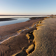 First light, Solway Firth, Gretna, Dumfries and Galloway, Scotland.
