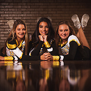 Hinsdale South Cheer