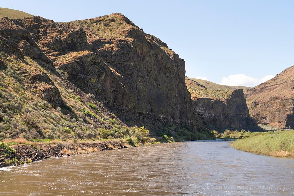 John Day River, Cottonwood Canyon State Park, Oregon
