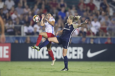 North Carolina Courage vs Chicago Red Stars 5 July 2018