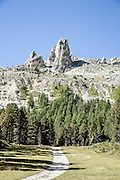 Trentino,  conca di Gardeccia.