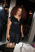 Kathy Jordan Sharpton at Rev. Al Sharpton's 55th Birthday Celebration and his Salute to Women on Distinction held at The Penthouse of the Soho Grand on October 6, 2009 in New York City