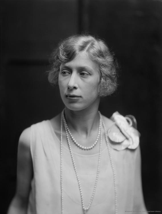 Princess Royal Mary, Viscountess Lascelles, 1928