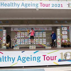 10-03-2021: Wielrennen: Healthy Ageing Tour: Assen