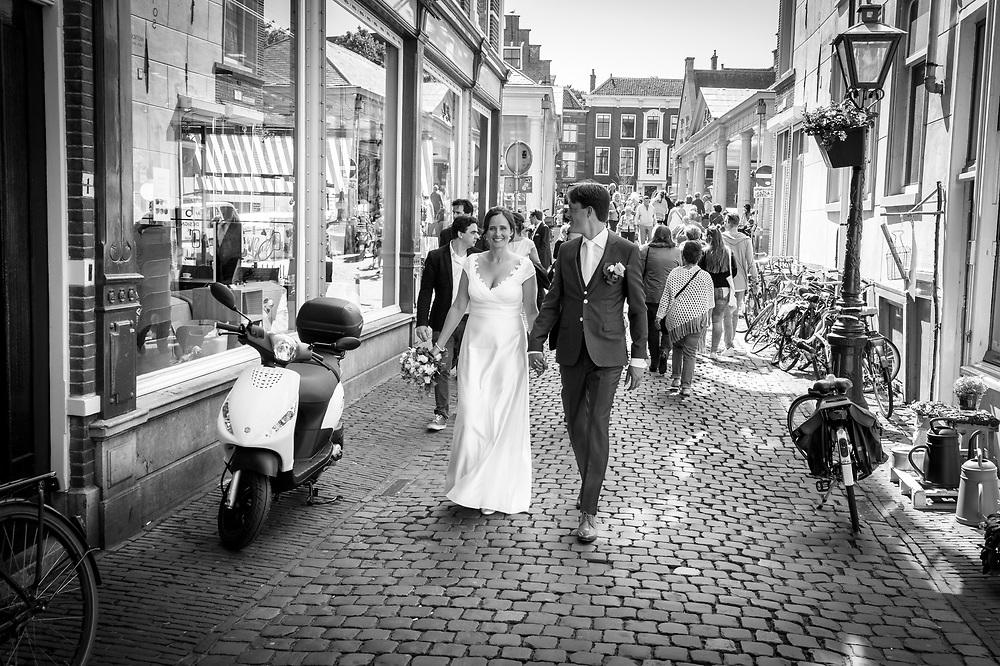 Trouwreportage Leiden