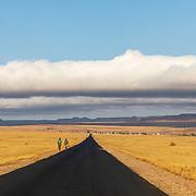 Carretera Ilakaka-Toilara, Madagascar, Africa