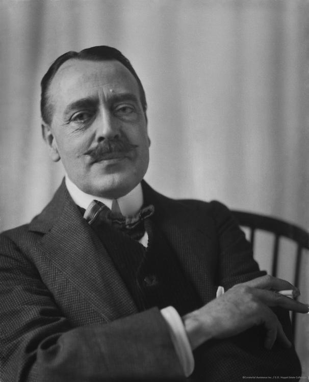 Haldane McFall, Art Critic, 1912
