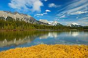 Canadian Rocky Mountains <br /> Kananaskis Country<br /> Alberta<br /> Canada