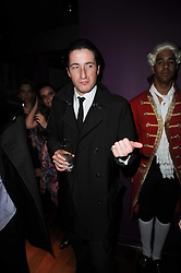 BLAISE PATRICK at the Tatler Little Black Book Party held at Chinawhite, 4 Winsley Street, London on 20th November 2009.