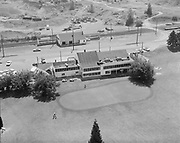 "Ackroyd 12630-1. ""Colwood Golf Course. July 7, 1964"" (NE Alderwood Rd & Columbia Blvd.)"
