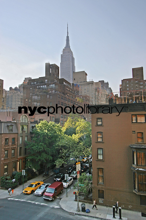 View at 137 East 36th Street