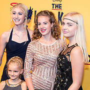 NLD/Scheveningen/20161030 - Premiere musical The Lion King,