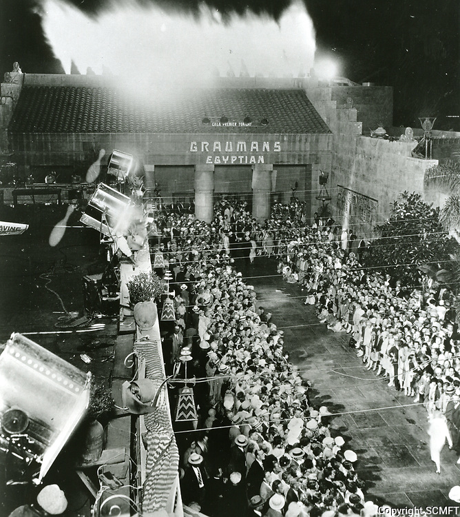 1926 Premiere of Don Juan at Grauman's Egyptian Theater