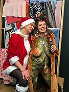louisa buck, WILMA JOHNSON, Neo Naturist Christmas event , Studio Voltaire Gallery shop, Cork St.   20 November 2019