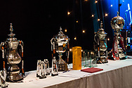 Trophy's during the National League Gala Awards Evening at Celtic Manor Resort, Newport, South Wales on 9 June 2018. Picture by Shane Healey.