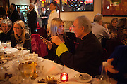 KATE REARDON; KATE MOSS; SIR MARK WEINBERG, Chinese New Year dinner given by Sir David Tang. China Tang. Park Lane. London. 4 February 2013.