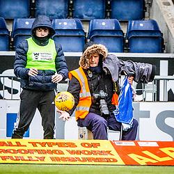 Falkirk 1 v 1 Partick Thistle, Scottish Championship game played 16/3/2019 at The Falkirk Stadium.