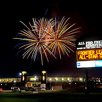 7.13.2011 Frontier League All Star Game