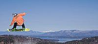 Snowboard Pro Am event at Gunstock Mountain Resort March 27, 2010.