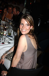 MISS CATHERINE LANGDON at a night of Cuban Cocktails and Cabaret hosted by Edward Taylor and Charles Beamish at Floridita, 100 Wardour Street, London W1 on 14th April 2005.<br /><br />NON EXCLUSIVE - WORLD RIGHTS