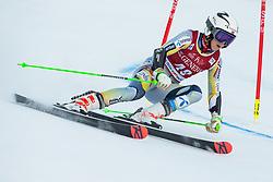 Kristin Lysdahl (NOR) during the Ladies' Giant Slalom at 57th Golden Fox event at Audi FIS Ski World Cup 2020/21, on January 16, 2021 in Podkoren, Kranjska Gora, Slovenia. Photo by Vid Ponikvar