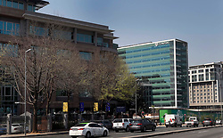 SOUTH AFRICA - Johannesburg Stock pictures.Insurance old Mutual. Pictures by Simphiwe Mbokazi/African News Agency/ANA  qw