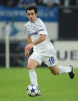 Fotball<br /> Tyskland<br /> 20.10.2010<br /> Foto: Witters/Digitalsport<br /> NORWAY ONLY<br /> <br /> Jose Manuel Jurado (Schalke)<br /> <br /> Champions League, Gruppenphase, FC Schalke 04 - Hapoel Tel Aviv 3:1