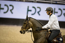 Wathelet Gregory, BEL, Forlap<br /> Training session<br /> Longines FEI World Cup Jumping Final, Omaha 2017 <br /> © Hippo Foto - Jon Stroud<br /> 29/03/2017