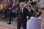DESCRIZIONE : Roma Lega serie A 2013/14  Acea Virtus Roma Virtus Granarolo Bologna<br /> GIOCATORE : Luca Dalmonte<br /> CATEGORIA : allenatore coach delusione<br /> SQUADRA : Acea Virtus Roma<br /> EVENTO : Campionato Lega Serie A 2013-2014<br /> GARA : Acea Virtus Roma Virtus Granarolo Bologna<br /> DATA : 17/11/2013<br /> SPORT : Pallacanestro<br /> AUTORE : Agenzia Ciamillo-Castoria/GiulioCiamillo<br /> Galleria : Lega Seria A 2013-2014<br /> Fotonotizia : Roma  Lega serie A 2013/14 Acea Virtus Roma Virtus Granarolo Bologna<br /> Predefinita :