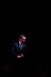 07.09.2017, Stadthalle, Graz, AUT, SPÖ, Wahlkampfauftakt zur Nationalratswahl 2017. im Bild SPÖ Bundesparteivorsitzender und Spitzenkandidat für die Nationalratswahl Christian Kern // Federal Chancellor of Austria Christian Kern during campaign opening of the austrian social democratic party due to Austrian general elections 2017 in Vienna, Austria on 2017/09/07. EXPA Pictures © 2017, PhotoCredit: EXPA/ Michael Gruber