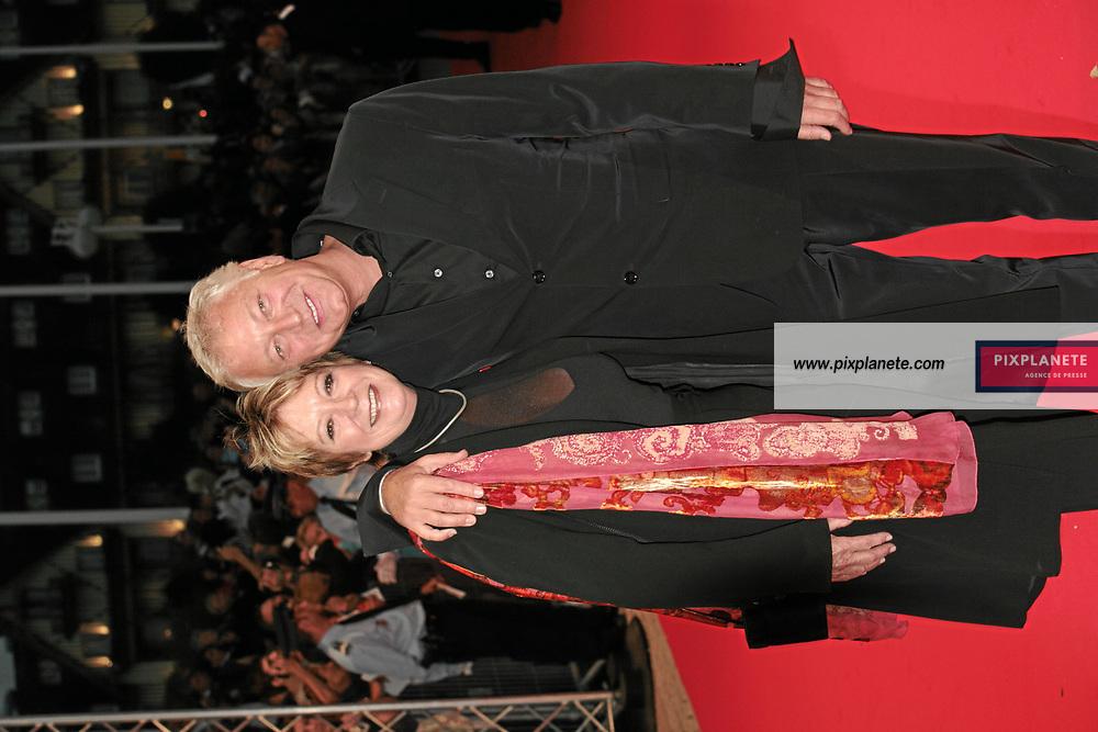 Alice Dona et Laurent Boyer - 33 ème Festival du Cinéma Américain de Deauville - Soirée d'ouverture - 31/8/2007 - JSB / PixPlanete