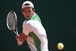 14.04.2010, Country Club, Monte Carlo, MCO, ATP, Monte Carlo Masters, im Bild Juergen Melzer (AUT) in action. EXPA Pictures © 2010, PhotoCredit: EXPA/ M. Gunn / SPORTIDA PHOTO AGENCY
