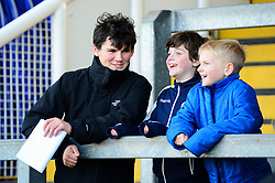 Bristol Rovers fans - Mandatory by-line: Dougie Allward/JMP - 17/11/2018 - FOOTBALL - Memorial Stadium - Bristol, England - Bristol Rovers v Scunthorpe United - Sky Bet League One