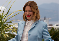 Actress Léa Seydoux at Oh Mercy! (Roubaix, Une Lumiere) film photo call at the 72nd Cannes Film Festival, Thursday 23rd May 2019, Cannes, France. Photo credit: Doreen Kennedy
