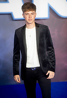 HRVY at the 'Star Wars: The Rise of Skywalker' film premiere, London, UK - 18 Dec 2019