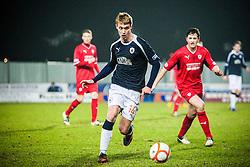Falkirk's Jay Fulton..Falkirk 1 v 1 Raith Rovers, 5/3/2013.
