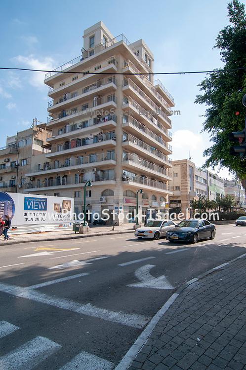 New modern housing development project In The Noga Neighbourhood, Jaffa, Tel Aviv, Israel