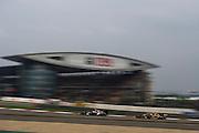 April 20, 2014 - Shanghai, China. UBS Chinese Formula One Grand Prix. Pastor Maldonado, Lotus F1 team