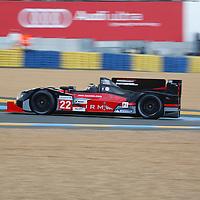#22 HPD ARX 03a Honda, Team JRM, Drivers: Brabham/Chandhok/Dumbreck, Le Mans 24H 2012