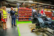 Koningin Maxima brengt donderdag 8 juni een werkbezoek aan TOBROCO Machines in Oisterwijk.