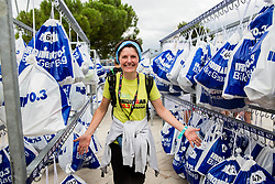 Volunteers 1 day before competition Ironman 70.3 Slovenian Istra 2018, on September 22, 2018 in Koper / Capodistria, Slovenia. Photo by Vid Ponikvar / Sportida
