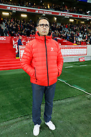 Patrick Collot ( Entraineur remplacant Lille)<br /> <br /> FOOTBALL : Lille vs Montpellier - Ligue 1 - 10/12/2016<br /> <br /> Norway only