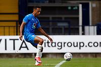 Alex Reid. Stockport County FC 0-1 Rochdale FC. Pre Season Friendly. 22.8.20