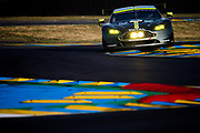 June 13-18, 2017. 24 hours of Le Mans. 97 Aston Martin Racing
